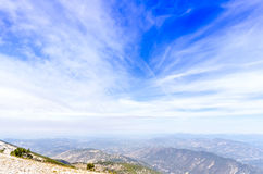 Mt Ventoux Stock Photo