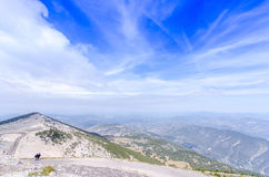 Mt Ventoux Royalty Free Stock Photos