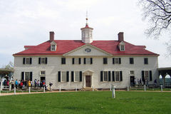 Mt Vernon Royalty Free Stock Photography