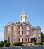 Mt Vernon Courthouse Imágenes de archivo libres de regalías