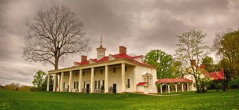 Mt Vernon Estate Stock Photo