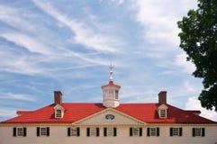 Mt. Vernon, la Virginia Immagine Stock Libera da Diritti
