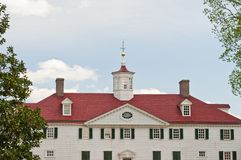 Mt. Vernon, la Virginie Images libres de droits