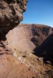 Mt Vesuvio, Italia fotografia stock libera da diritti