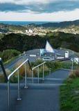 Mt Victoria Wellington imagen de archivo libre de regalías