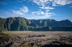 Mt Volcán de Bromo Imagen de archivo libre de regalías