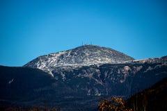 Mt washington Arkivfoto