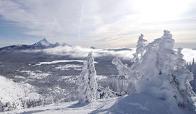 Mt Washington Stock Image