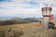 Mt Washington Fotografia de Stock Royalty Free