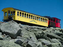 Mt. Washington Cog Railroad Stock Images