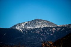 Mt. Washington Stock Photo