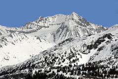 Mt. Weart, Canada Royalty Free Stock Image