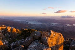 Mt Wellington Stock Images