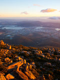MT Wellington Stock Fotografie