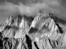 Mt. Whitney Stockbilder