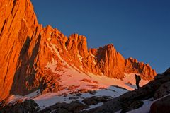Mt. Whitney Stock Photos
