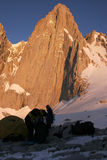 Mt. Whitney Foto de Stock