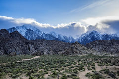 Mt whitney photo stock