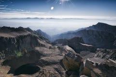 Mt Whitney, Califórnia Imagem de Stock