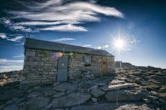 Mt Whitney, California Fotografie Stock