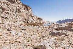 Mt Whitney Trail Stock Image