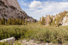 Mt Whitney Trail Royalty Free Stock Images