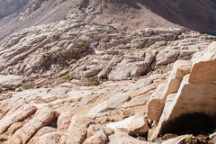 Mt Whitney Trail Stock Photography