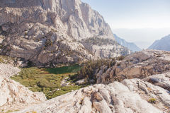 Mt Whitney Trail Royalty Free Stock Photos