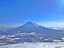 Mt Yotei Obraz Stock