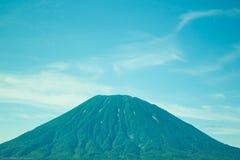 Mt Yotei Fotografie Stock Libere da Diritti