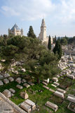 Mt Zion - Jerusalem Stock Images