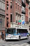 MTA bus, New York Royalty Free Stock Photo