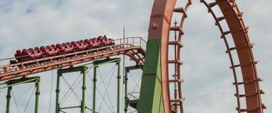 Mtatsminda-Park II Stockbild