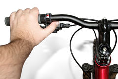 MTB bike brake Royalty Free Stock Photography