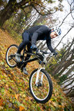 Mtb extreme Royalty Free Stock Images