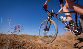MTB Royalty Free Stock Photo
