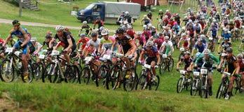 MTB-Race Royalty Free Stock Image
