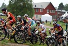 MTB-Race Stock Image