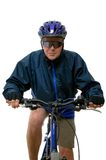 MTB rider Stock Photo