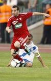 MTK vs. Debrecen Hungarian Cup Final Royalty Free Stock Images