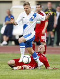 MTK vs. Debrecen Hungarian Cup Final Stock Photos