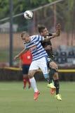 MTK vs. Ferencvaros OTP Bank League football match Stock Photo