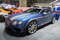 MTM Bentley Continental car Stock Photography