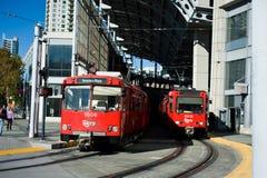 MTS Trolley Stock Photos