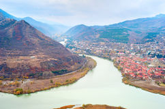 Mtskheta, Georgia Royalty Free Stock Photo