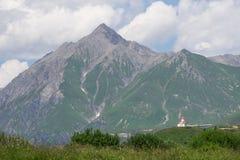 Mtskheta-Mtianeti, Γεωργία Στοκ Εικόνα