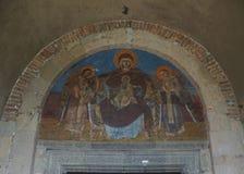 Mtskheta Svetitskhoveli Holy Mother of God stock images