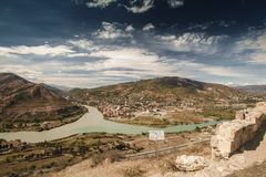Mtskheta Royalty Free Stock Photo