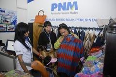 MUÇULMANOS MODERADOS TOLERANTES DE INDONÉSIA Fotografia de Stock Royalty Free