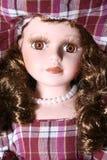 Muñeca foto de archivo libre de regalías